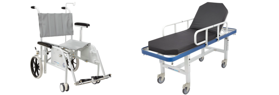 MRI Wheelchair & Stretcher